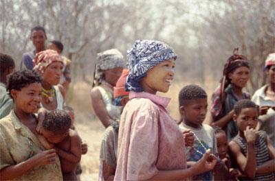 Afrika frauen treffen